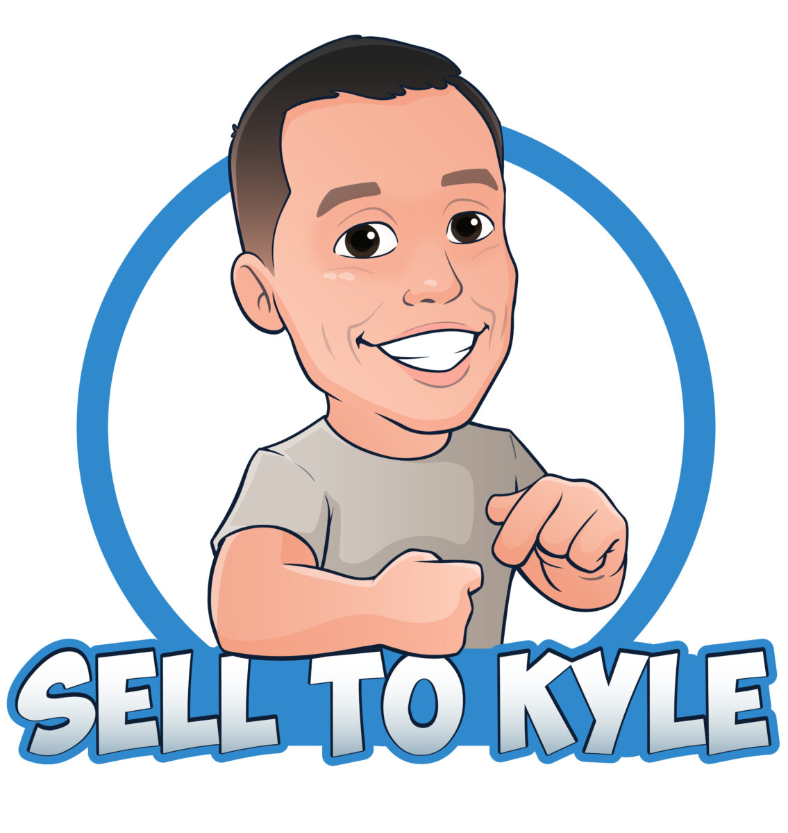 Sell To Kyle  logo