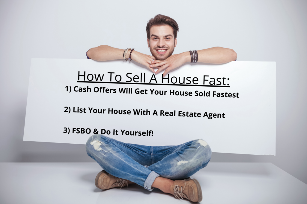 how to sell my house fast