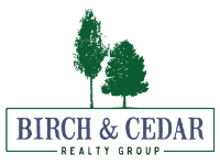 Birch & Cedar Realty Group brokered by Professional Realty Services Eastside logo