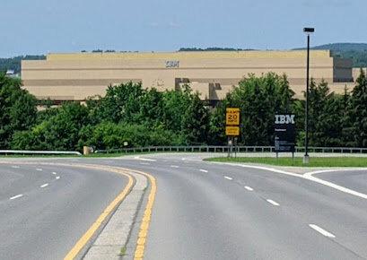 Poughkeepsie IBM main plant