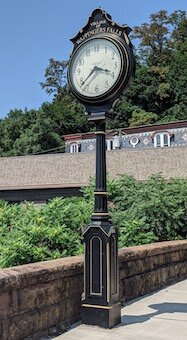 Wappingers Falls Clock