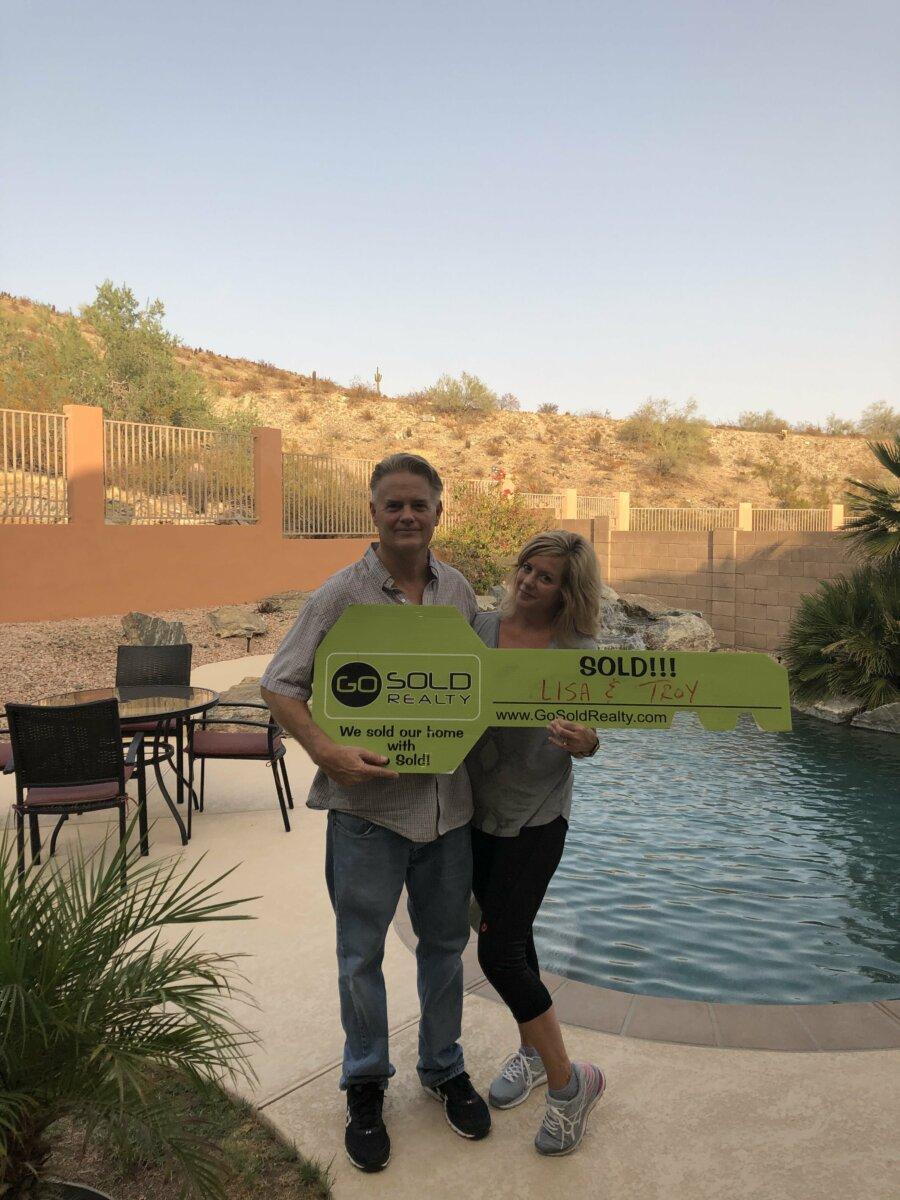Lisa and Troy B. Ahwatukee, AZ