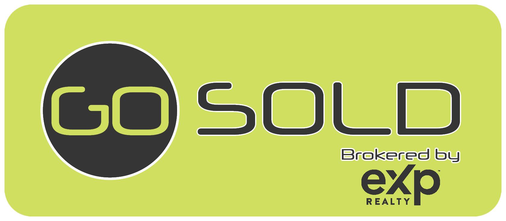 Go Sold Homes logo