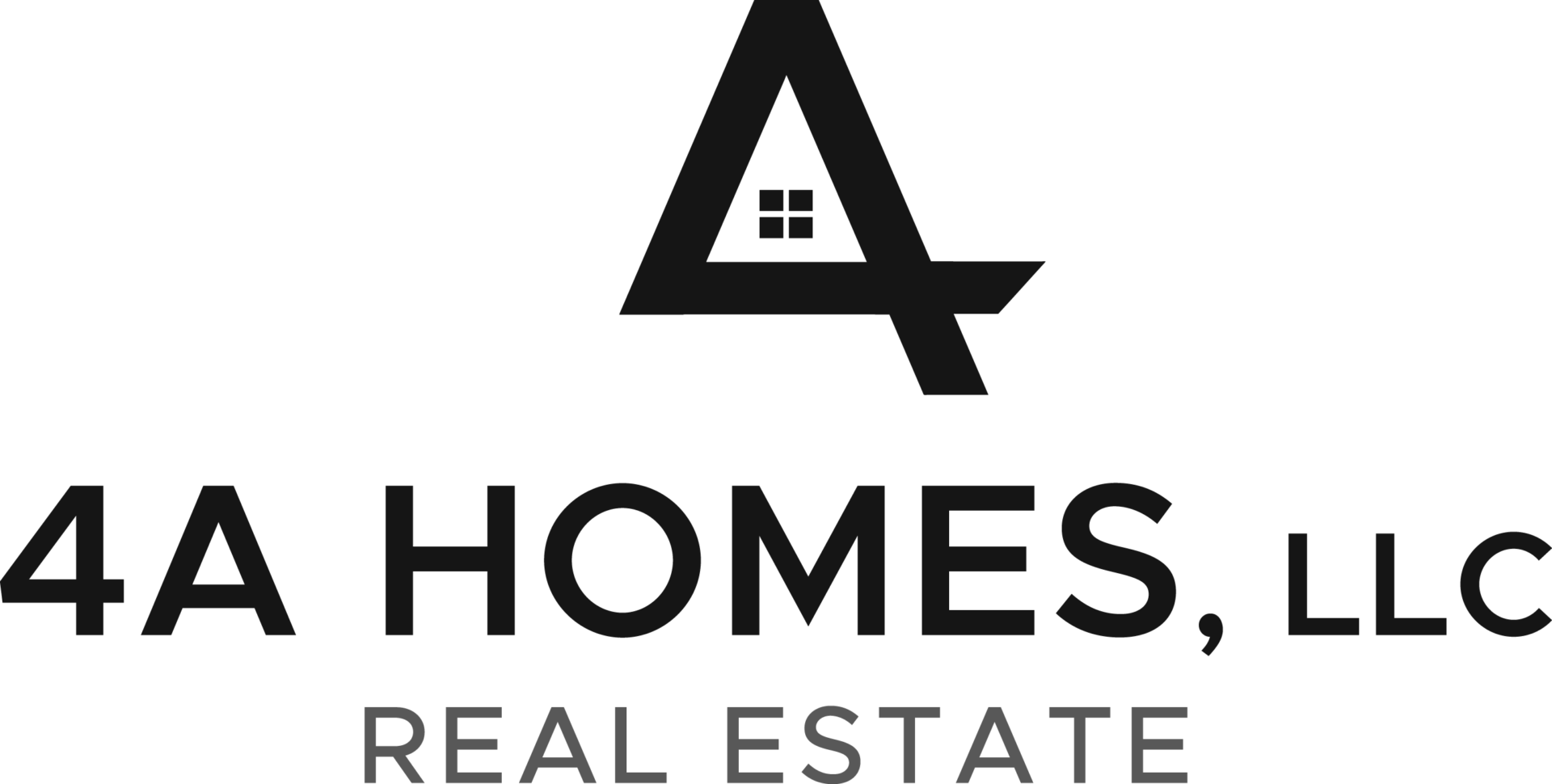 4A Homes  logo