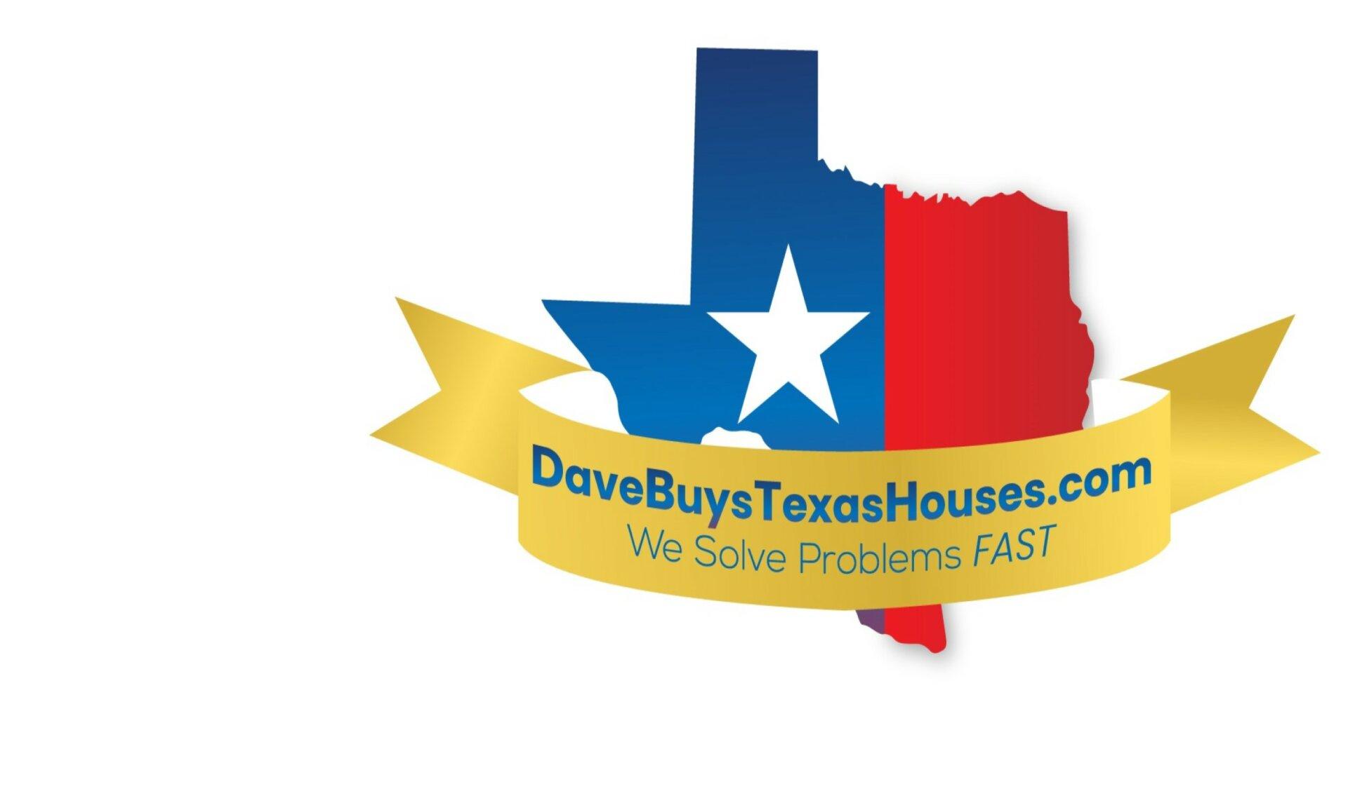 Dave Buys Texas Houses logo