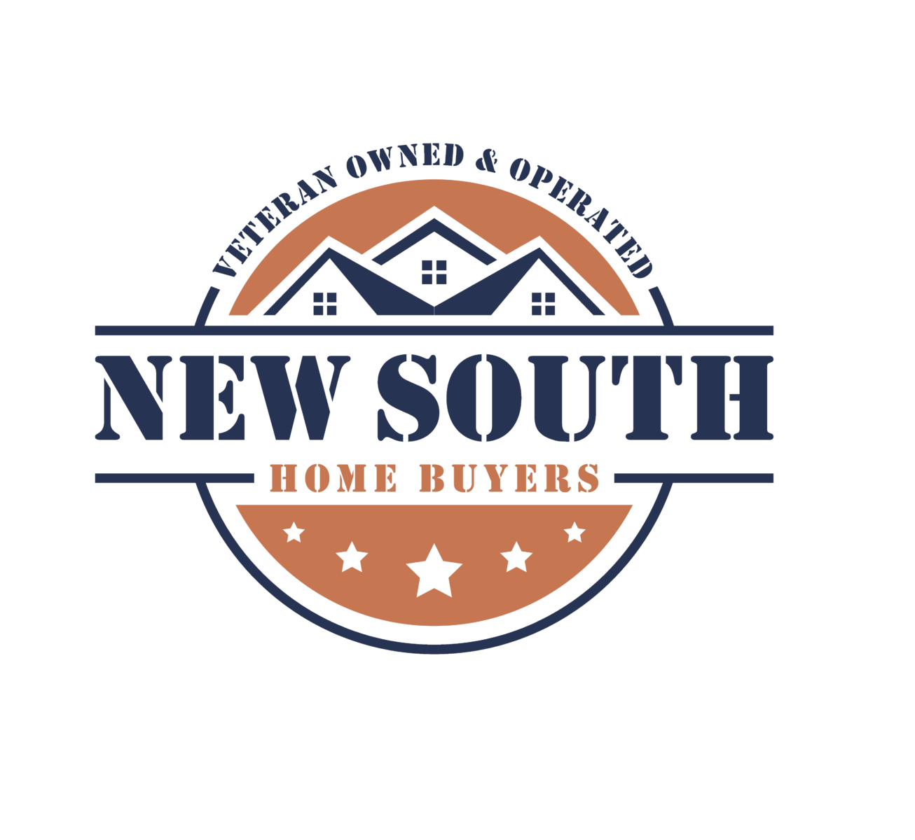 New South Home Buyers logo