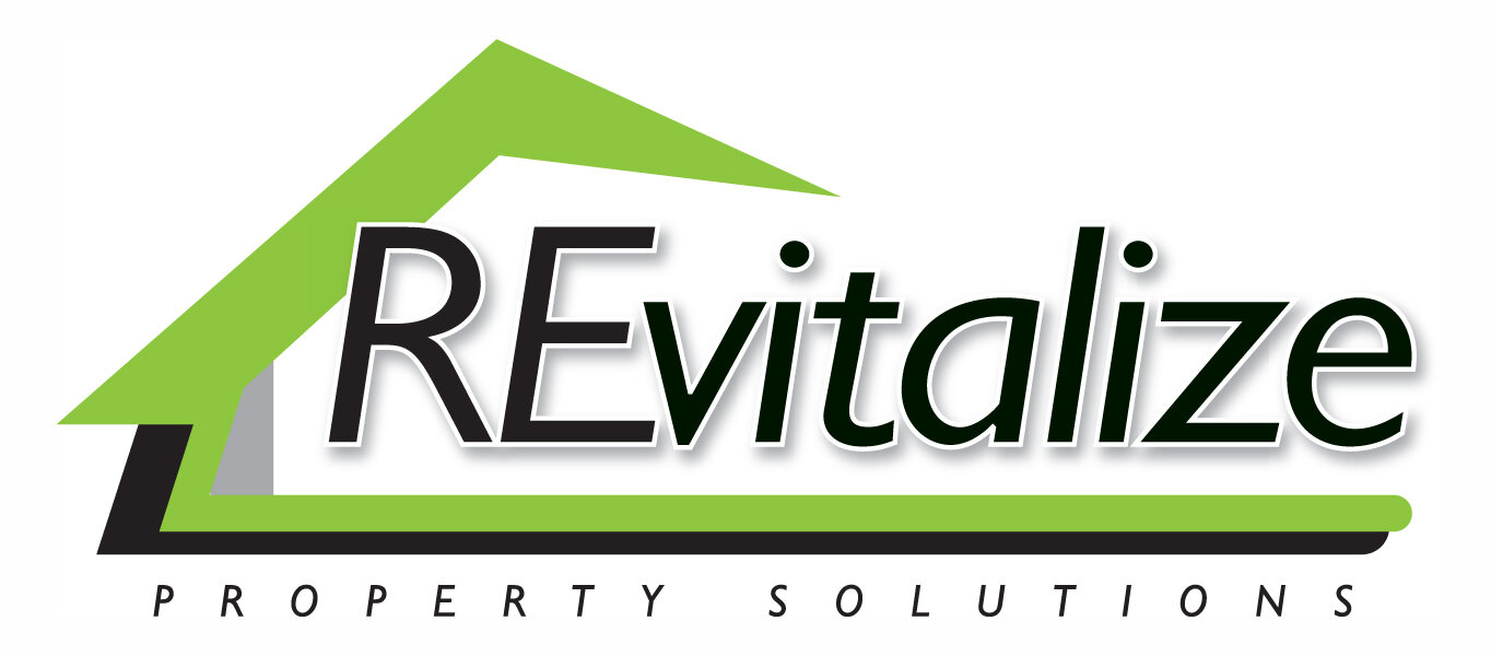 REvitalize Property Solutions LLC  logo