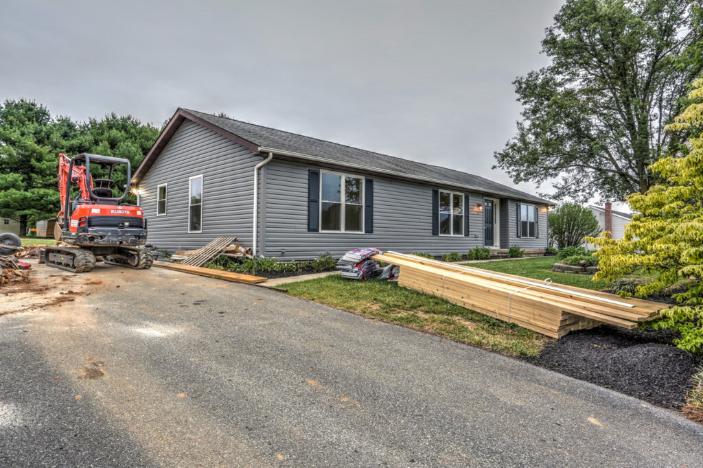 Property Being Flipped in Lancaster PA