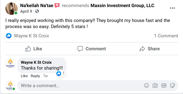 We Buy Houses Reviews #5