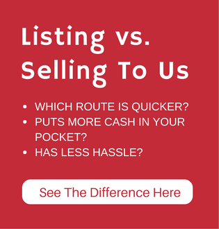 Listing Vs. Selling To Us