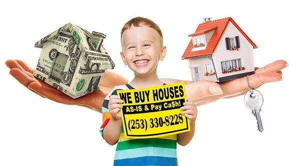 Sell My House Fast Tacoma Washington (We Buy Houses Tacoma Fast for Cash)
