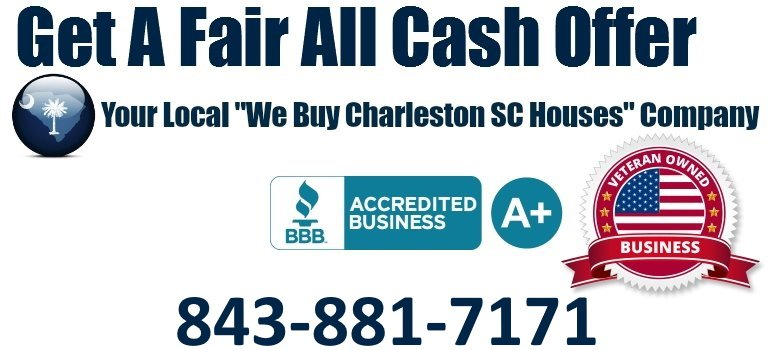 We Buy Charleston SC Houses logo