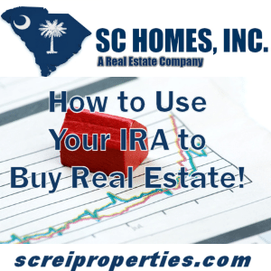 How to Use Your IRA to Buy Real Estate in Charleston