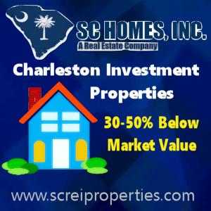 Charleston Wholesale Real Estate Deals