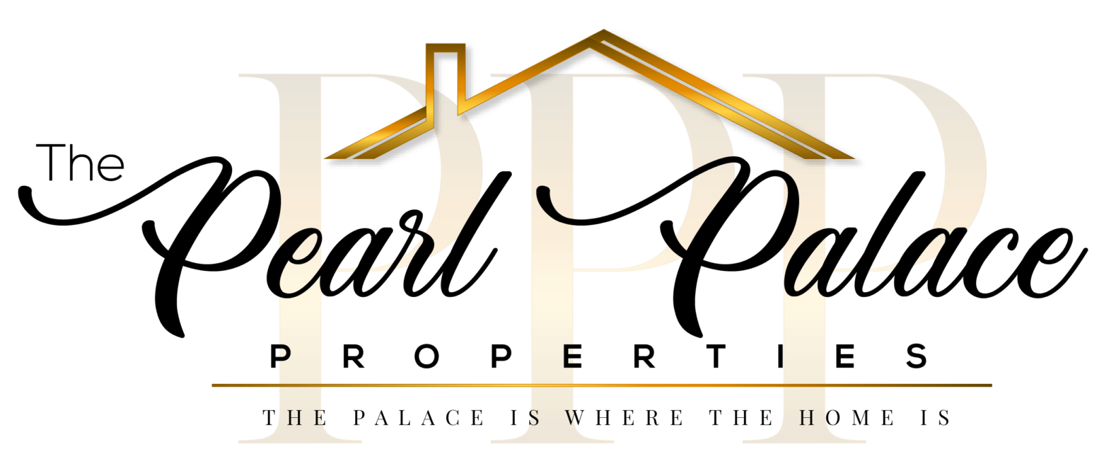 The Pearl Palace Properties logo