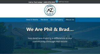 About Easy AZ Home Buyer