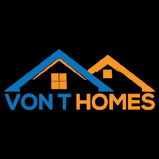 Von T Homes  logo