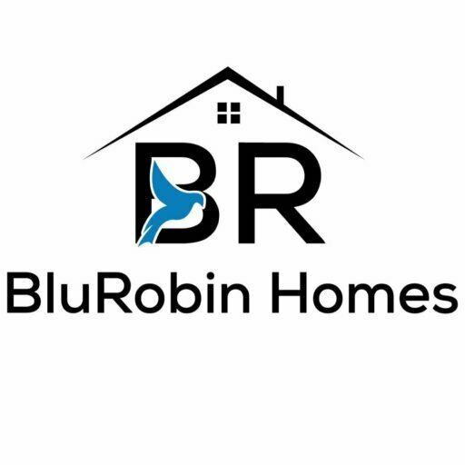 BluRobin Homes logo