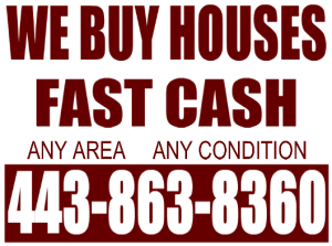 we buy houses Towson