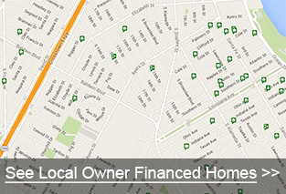 available local owner financed houses in Corpus Christi