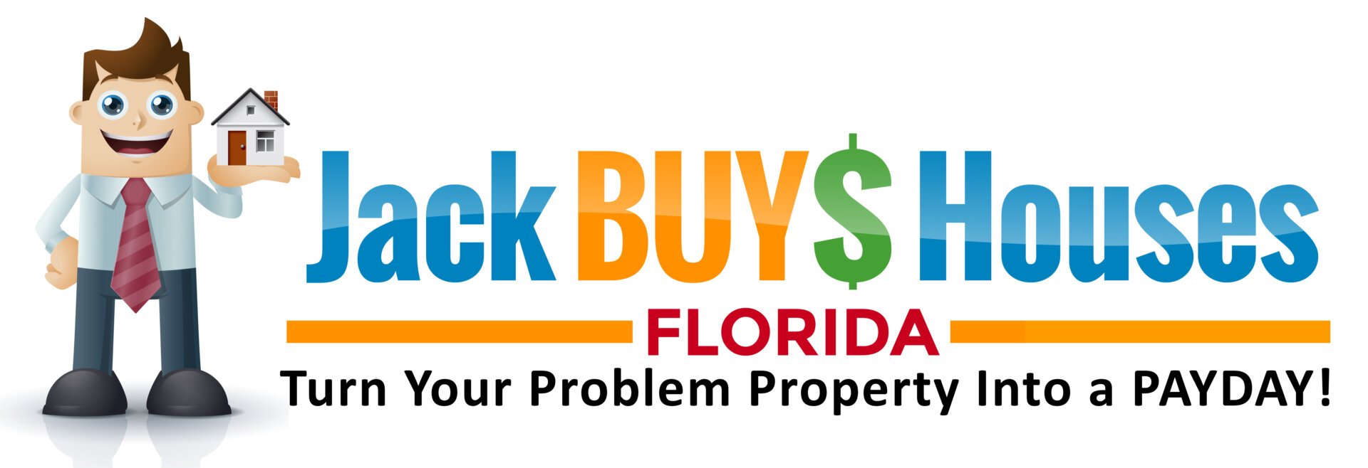 Jack BUY$ Houses – FL logo