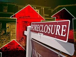 Foreclosure filiings up