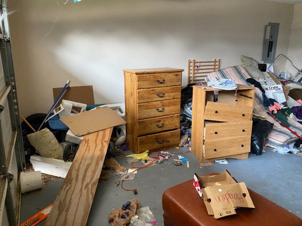Tenant Trashed Your House
