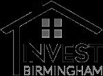 Invest Birmingham logo