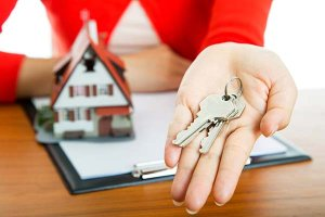 staying after foreclosure