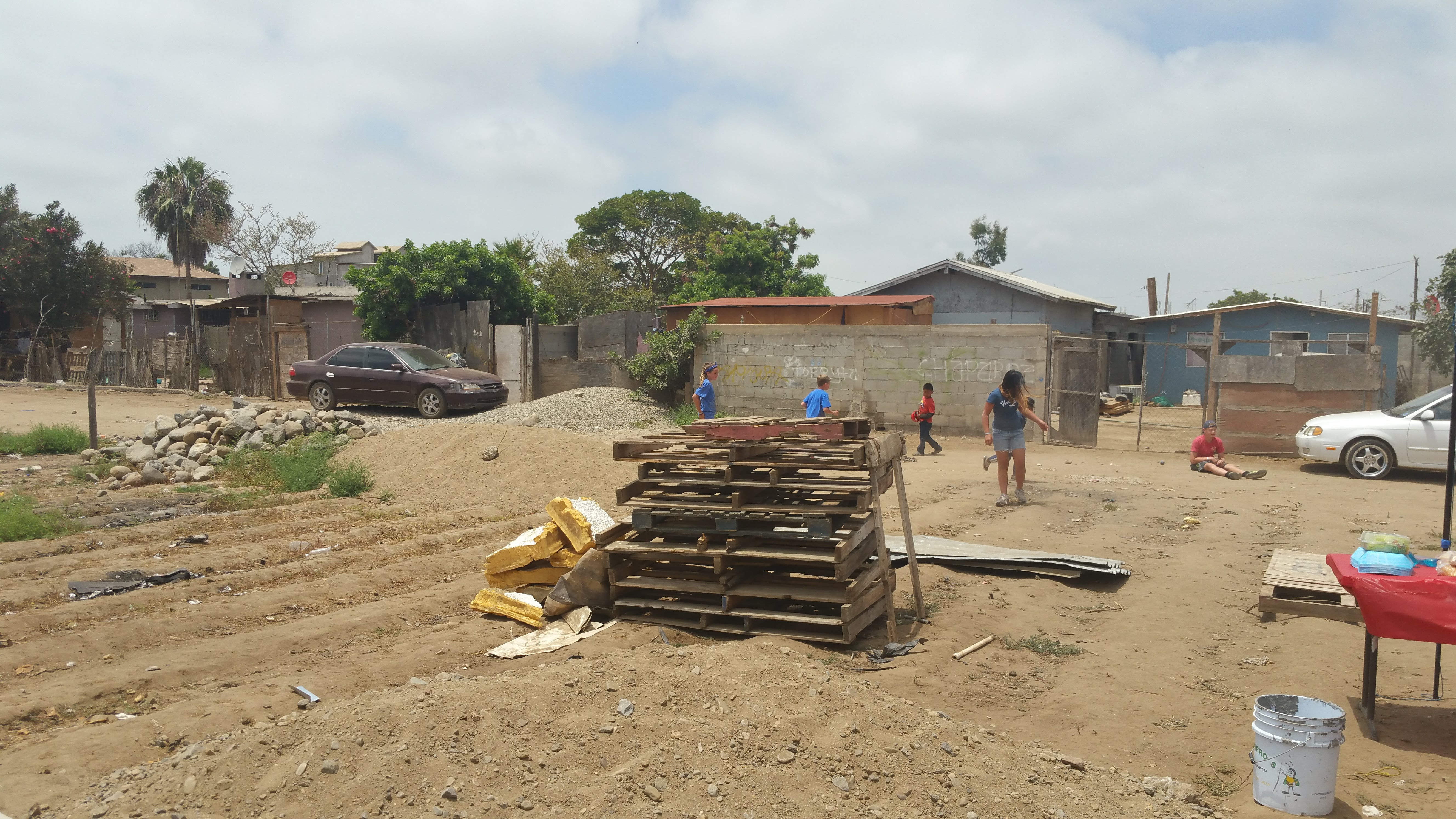 House Of Hope – The Service Of Building Up A House – with The Grace Of God