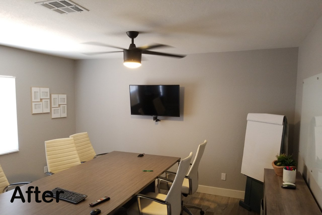"""""""Exciting Announcement"""" – Our Office Remodel Almost Complete!"""