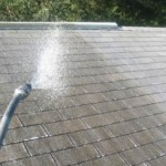 Unappealing Algae On Your Roof? Wash & Treat It Away