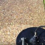 Washing Concrete