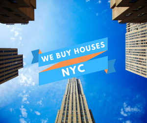 we buy houses nyc