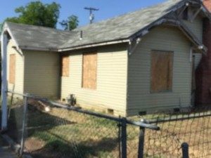 Stockton Vacant House