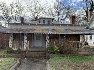 Ugly House Rocky Mount North Carolina