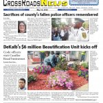 Dekalb Beautification Crossroads