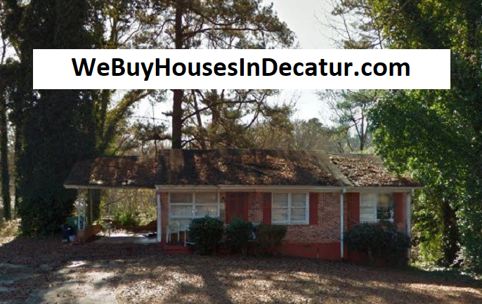 We Buy Houses In Decatur