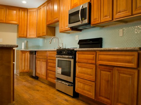 Kitchen Remodel We Buy Houses Stockton