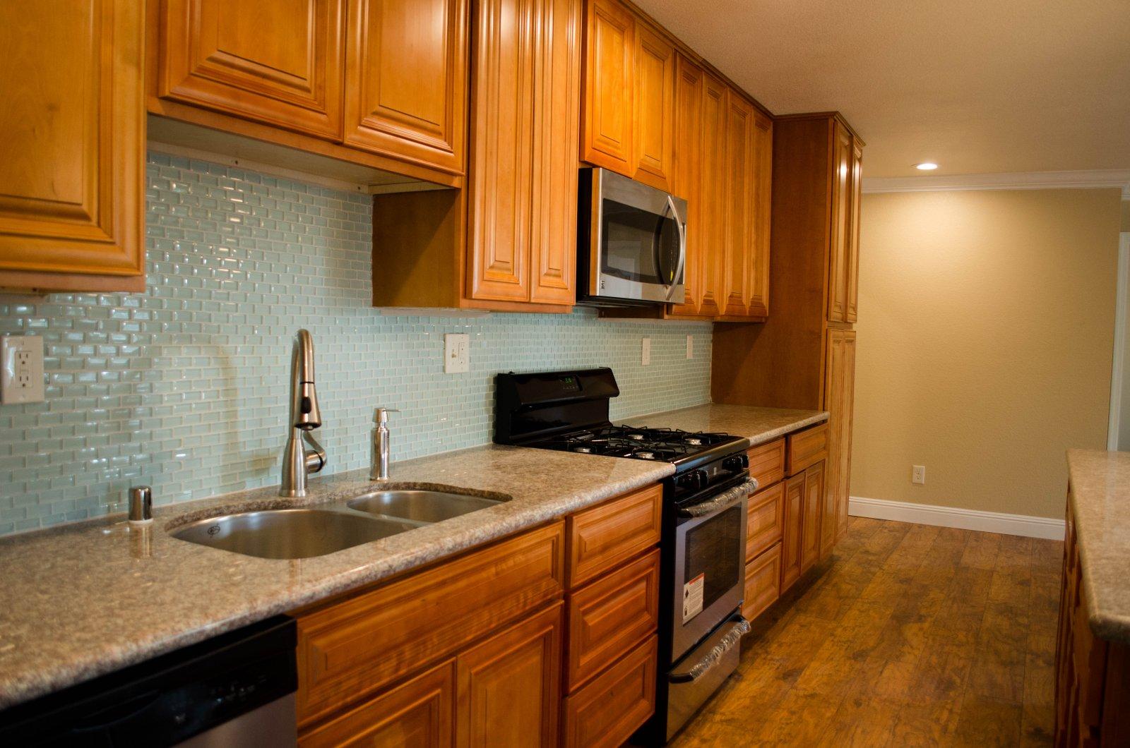 Newly Remodeled Kitchen Stockton
