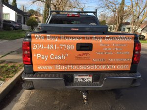 Buy My House Fast Stockton, Sacramento, Manteca and Modesto CA