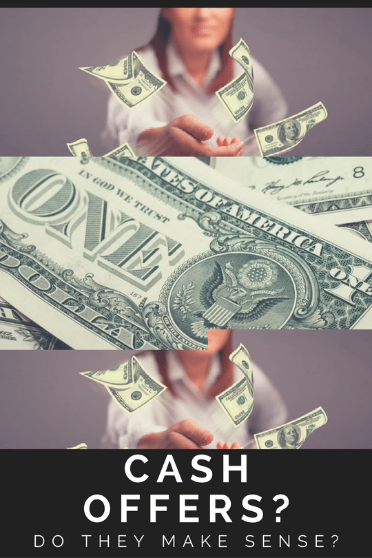 Comparing Cash and Financing Offers When Selling a Home
