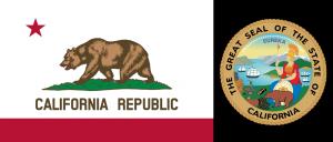 we buy houses California flag seal