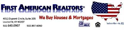 First American Realtors logo