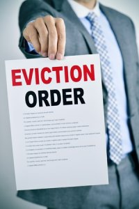 Tenant Vacate Eviction