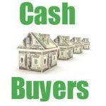 Cash buyers can purchase any house in any condition.