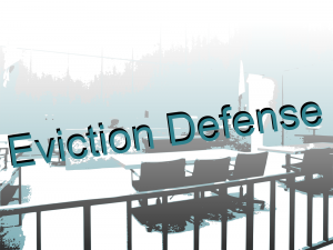 Defenses To Eviction