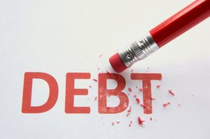 Payment of Debt Before Inheriting Probate Property