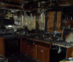 sell house with fire damage