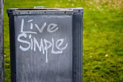 simple apartment life